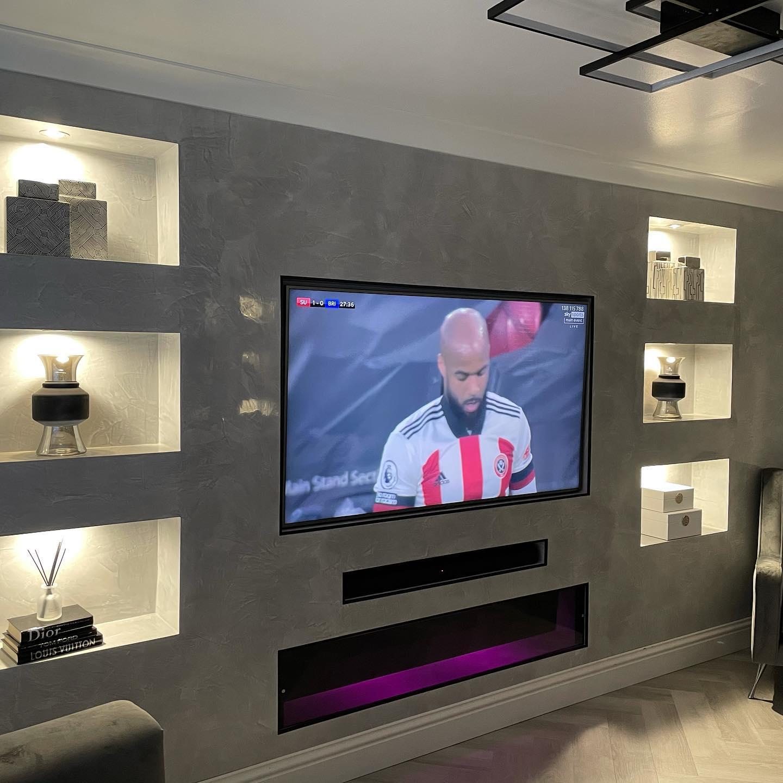 Kmac Venetian Plasterers - Venetian Plastering luxury interior design Glasgow Scotland