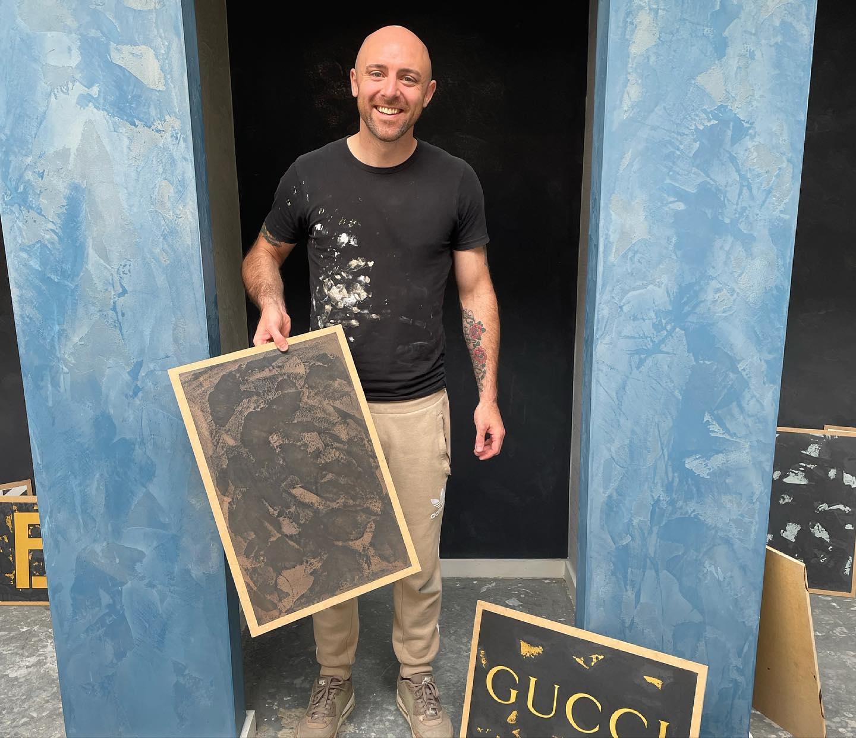 Venetian Plaster Training Course Result - Glasgow Scotland - Kmac Plasterers